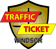 Traffic Ticket Windsor Logo
